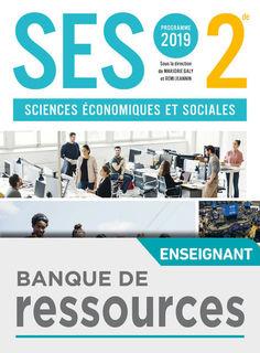 SES 2de - Banque de ressources - Ed 2019