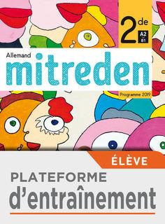 Mitreden 2de - Plateforme d'entraînement