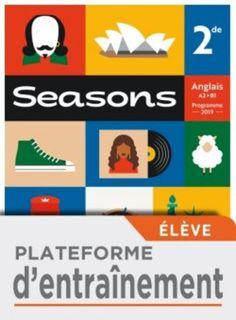 Seasons 2de - Plateforme d'entraînement