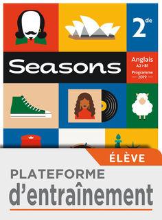Seasons - Anglais 2de - Plateforme d'entraînement
