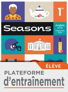 Seasons - Anglais 1re - Plateforme d'entraînement