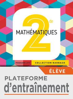 Barbazo - Plateforme d'entraînement Mathématiques 2de