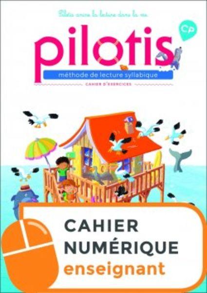 Pilotis CP - Cahier numérique enseignant - Ed. 2019