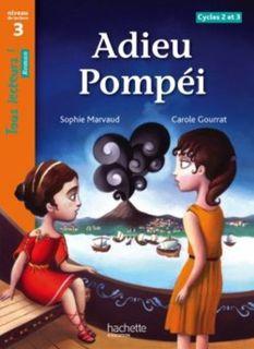 Adieu Pompéi - Tous lecteurs ! Niveau 3 - numérique enseignant - Ed. 2020