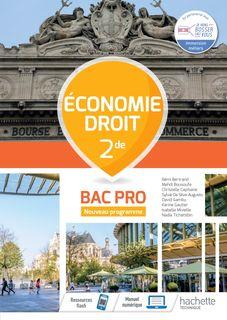 Économie-Droit - 2de Bac Pro - 2020
