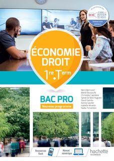 Économie-Droit - 1re, Term Bac Pro - 2020