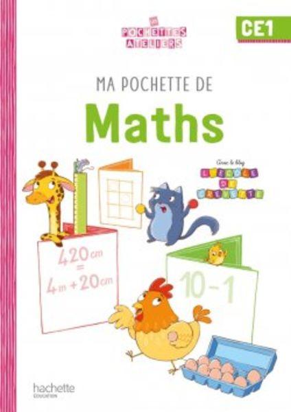 Ma pochette de maths CE1 - édition 2021