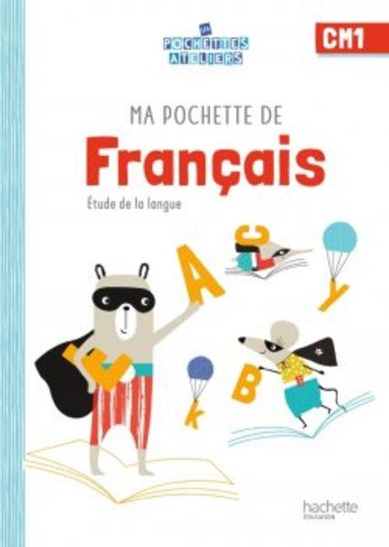 Ma pochette de français CM1 - édition 2021