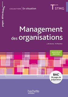 En situation - Management des organisations - Terminale STMG