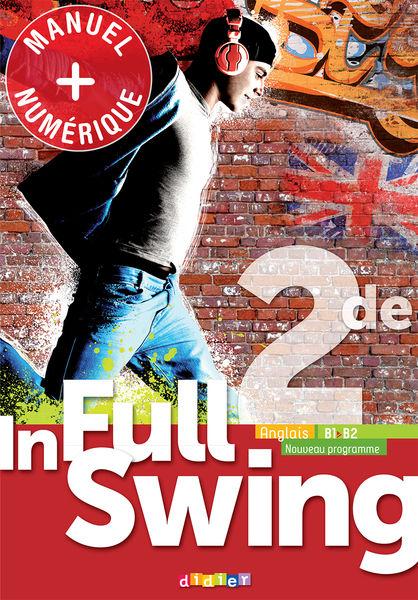 In Full Swing 2de - Manuel numérique premium élève / enseignant