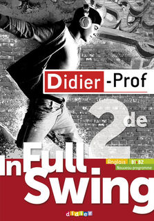 In Full Swing 2de - Didier-Prof