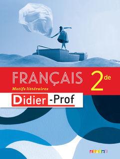 Motifs littéraires 2de - Didier-Prof