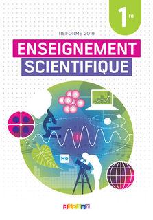 Enseignement scientifique 1ere - Manuel numérique élève / enseignant