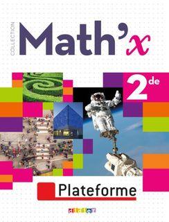 Math'x 2de 2019 - Plateforme